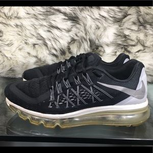 Nike Air Max 2015 Running Shoes Size 8.5